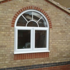 Window and Brickwork